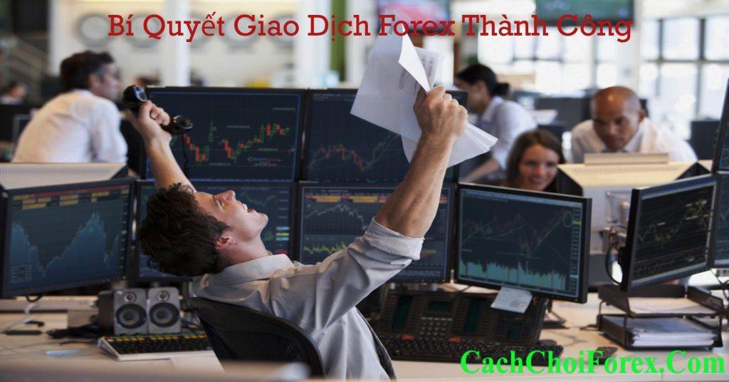 Giao dịch Forex thành công