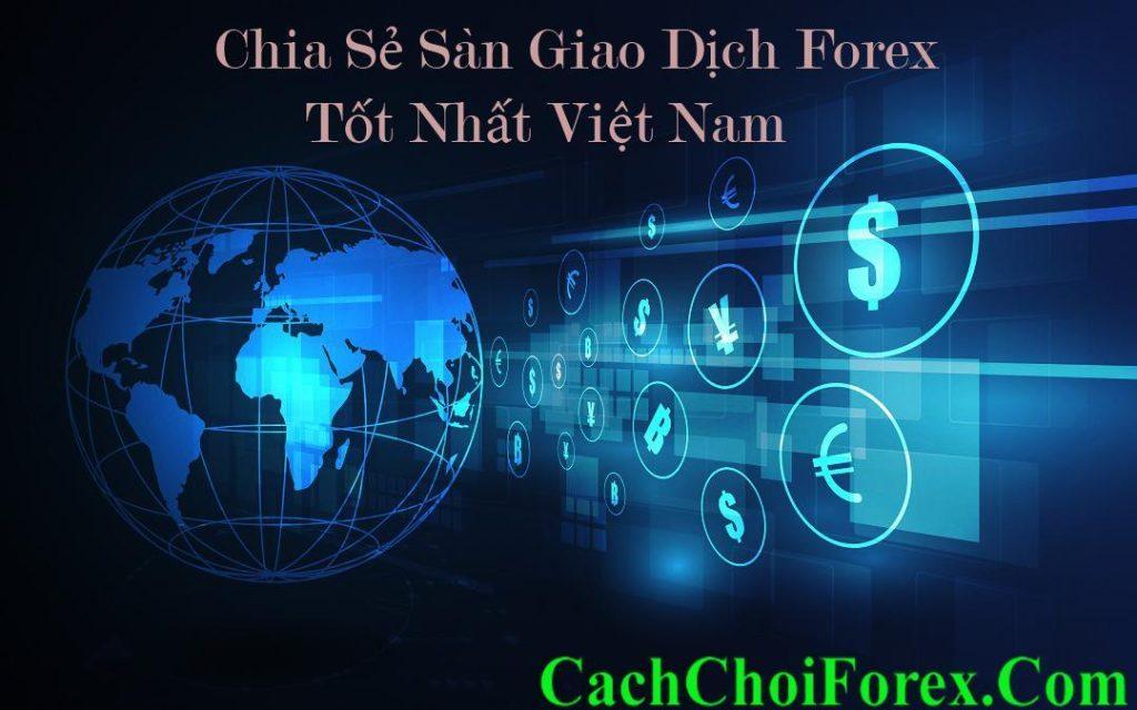 sàn giao dịch Forex tốt nhất Việt Nam