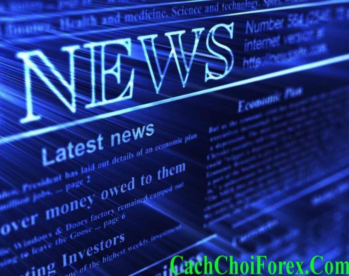 giao dịch Forex theo tin tức