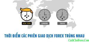 Giờ giao dịch Forex ở Việt Nam hiệu quả