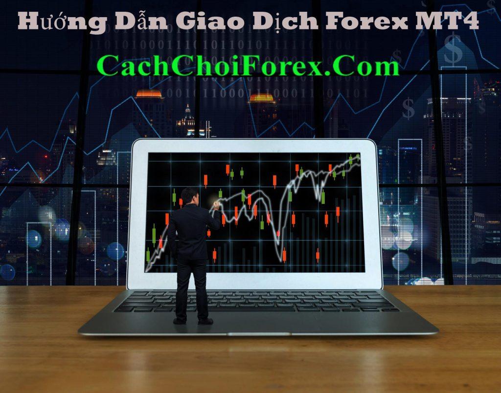 Hướng dẫn giao dịch Forex mt4