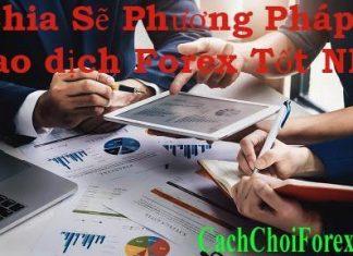 phương pháp giao dịch Forex tốt nhất