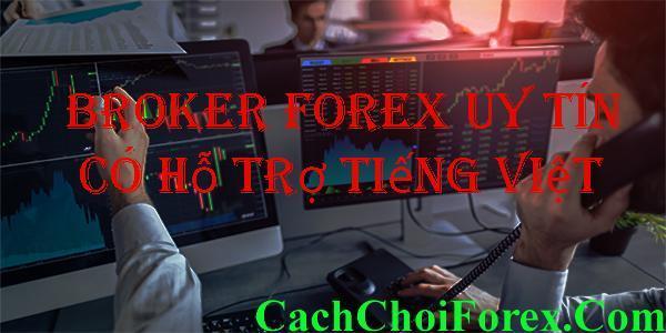 Broker Forex uy tín