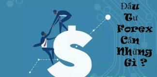 Đầu tư Forex cần những gì?