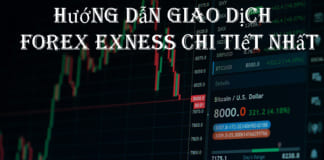 Hướng dẫn giao dịch Forex Exness
