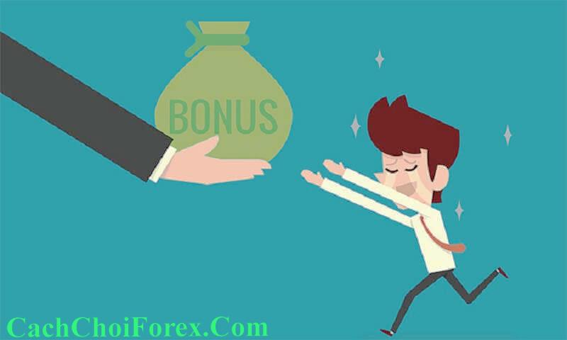 sàn Forex có bonus